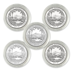 2013 New Hampshire - White Mountain Qtr - PDS + Proofs