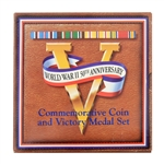 1993 WWII Coin and Medal Folio