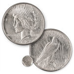 1922 Peace Dollar - Denver Mint - Uncirculated