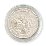2014 Tennessee Great Smoky Mountains Qtr - Philadelphia - Platinum