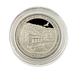 Great Smoky Mountains Quarter - San Francisco - Proof in Capsule