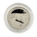2014 Virginia Shenandoah National Park Quarter - San Francisco - Proof in Capsule