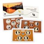 2014 Modern Issue Proof Set - 14 pc