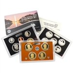 2014 US Silver Proof Set - Modern (14 pc)