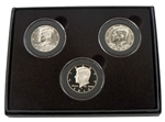 50th Anniversary Kennedy Half Dollar Collection - 3 piece set