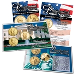 2014 Herbert Hoover Presidential Dollar - Philadelphia, Denver, and San Francisco - Lens