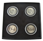 50th Anniversary Kennedy Half Dollar Collection - 4 piece set