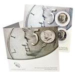 2014 Special Kennedy Half Dollar P & D Set - Satin Finish - OGP