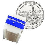 2014 Florida Everglades National Park Quarter Roll (40) - Unc - Philadelphia