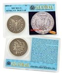 1899 Morgan Dollar - New Orleans - Micro O - Global Holder