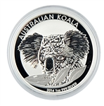 2014 Australian Koala  - Uncirculated