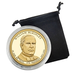 2013 Presidential Dollar William McKinley - San Francisco - Proof in Capsule