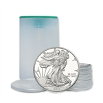 2015 American Silver Eagle - Uncirculated - Roll of 10