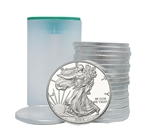 2015 American Silver Eagle - Uncirculated - Roll of 20