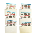 Eisenhower Dollar Mint Sets 1973-1978