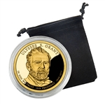 2011 Ulysses S. Grant Presidential Dollar - San Francisco - Proof in Capsule