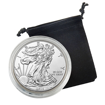 2015 Silver Eagle - Uncirculated