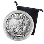 2015 Britannia Silver 1 oz - Uncirculated