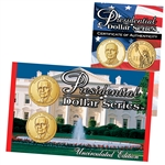 2015 Harry S. Truman Presidential Dollar - Philadelphia and Denver - Lens