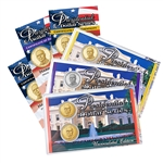 2015 Harry S. Truman Presidential Dollar - Lens Set