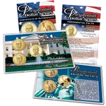 2015 Harry S. Truman Presidential Dollar - PDS Lens Set