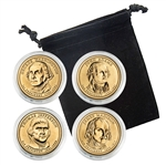 2007 Presidential Dollar Set - Philadelphia Mint - Capsules