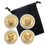 2008 Presidential Dollar Set - Philadelphia Mint - Capsules