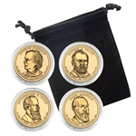 2011 Presidential Dollar Set - Philadelphia Mint - Capsules