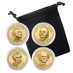 2008 Presidential Dollar Set - Denver Mint - Capsules