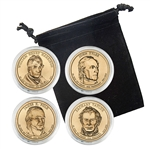 2009 Presidential Dollar Set - Denver Mint - Capsules