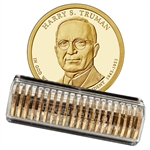 2015 Harry S. Truman Presidential Dollar - San Francisco - Proof - Roll of 20