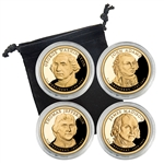 2007 Presidential Proof Set - San Francisco Mint - Capsules