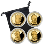2011 Presidential Proof Set - San Francisco - Capsules