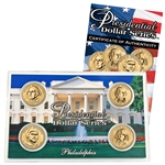 2007 Presidential Dollar Set - Philadelphia Mint - Lens