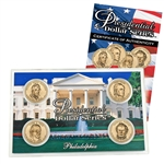 2009 Presidential Dollar Set - Philadelphia Mint - Lens
