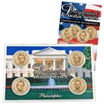2010 Presidential Dollar Set - Philadelphia Mint - Lens
