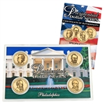 2011 Presidential Dollar Set - Philadelphia Mint - Lens