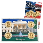 2012 Presidential Dollar Set - Philadelphia Mint - Lens