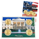 2013 Presidential Dollar Set - Philadelphia Mint - Lens