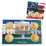 2014 Presidential Dollar Set - Philadelphia Mint - Lens