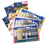 2015 Dwight D. Eisenhower Presidential Dollar - Lens Set