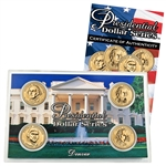 2007 Presidential Dollar Set - Denver Mint - Lens