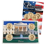 2009 Presidential Dollar Set - Denver Mint - Lens