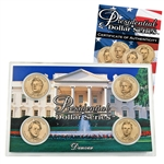 2010 Presidential Dollar Set - Denver Mint - Lens