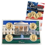 2011 Presidential Dollar Set - Denver Mint - Lens