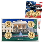 2012 Presidential Dollar Set - Denver Mint - Lens