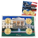2013 Presidential Dollar Set - Denver Mint - Lens