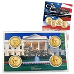 2014 Presidential Dollar Set - Denver Mint - Lens
