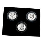 2015 Kennedy Half Dollar - P/D and S Mint Proof Set