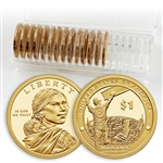 2015 Native American Dollar - Proof - Roll of 20